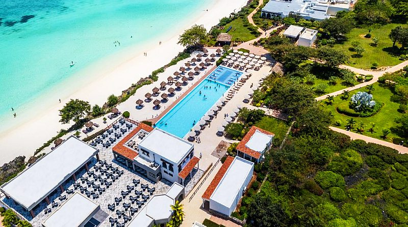Лучшие отели на пляже Кендва Занзибар все включено 5*, 4*, 3*
