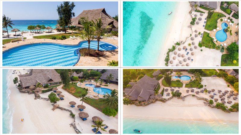 Отель Sandies Baobab Beach Zanzibar 4*