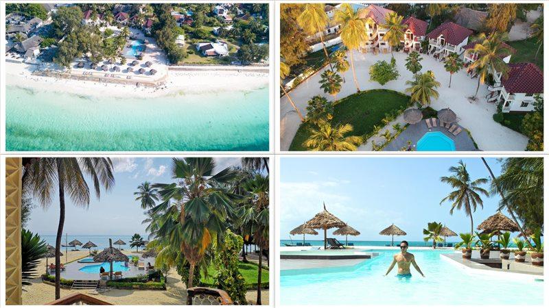 Отель Smiles Beach Hotel 4*