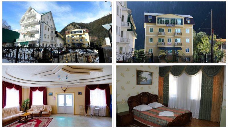 Отель Снежная Королева 3*