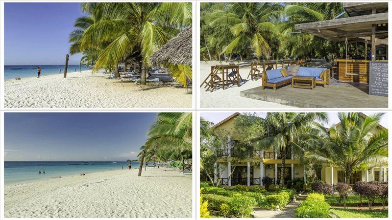 Отель Sunset Kendwa Beach Hotel 3*