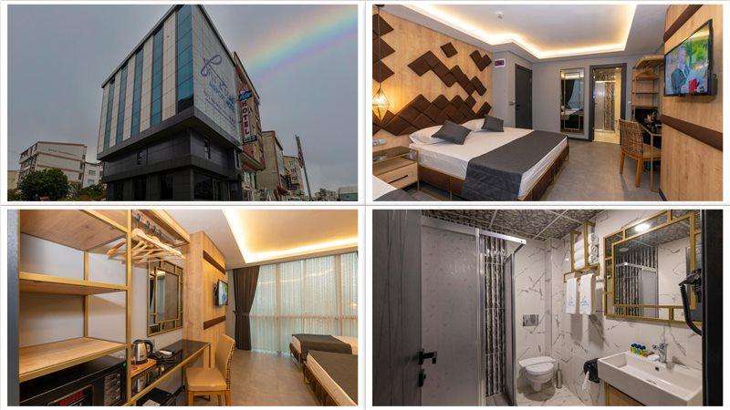 Отель Fly And Stay Airport Hotel 3*