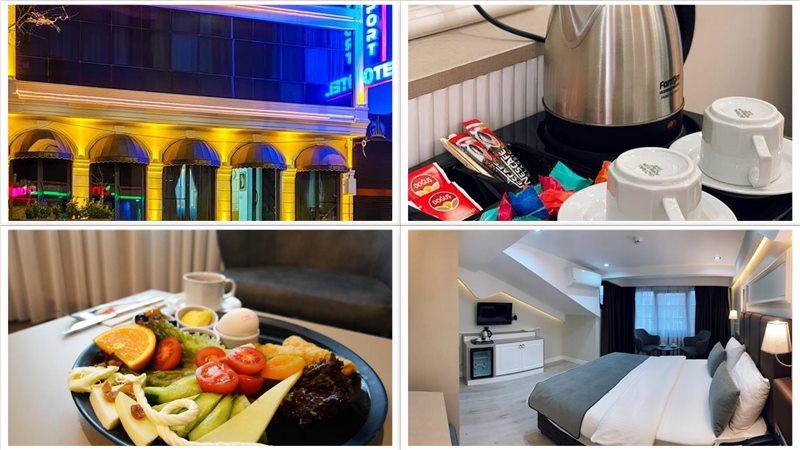 Отель FRT Airport Otel 3*