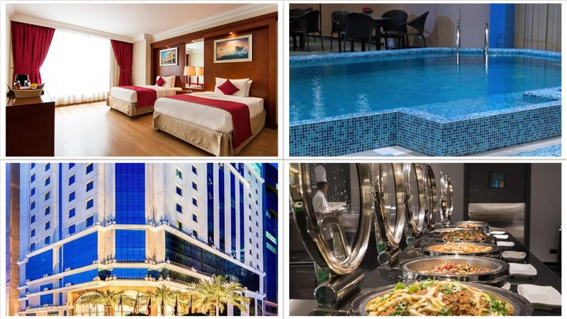 Отель Best Western Plus Doha 4*