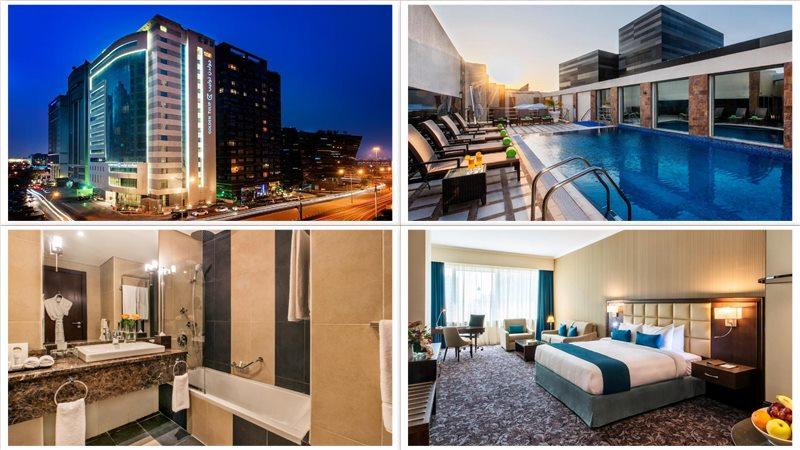 Отель Golden Tulip Doha Hotel 5*