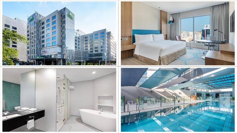 Отель Holiday Inn - Doha - The Business Park, an IHG Hotel 4*