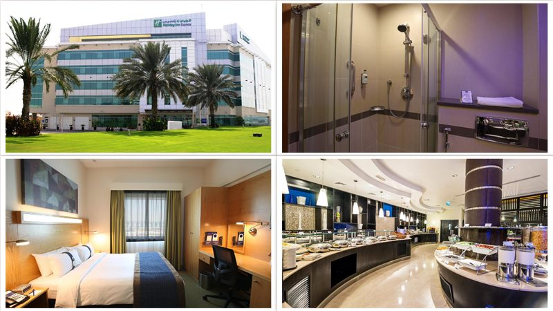 Отель Holiday Inn Express Dubai Airport, an IHG Hotel 2*