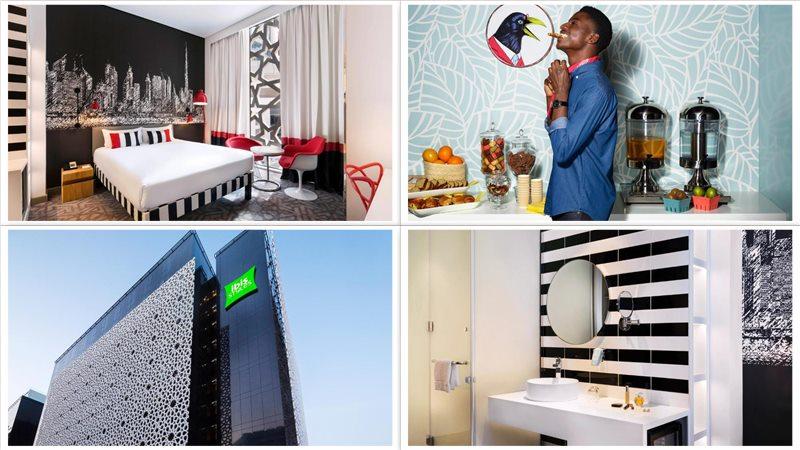 Отель ibis Styles Dubai Airport Hotel 3*