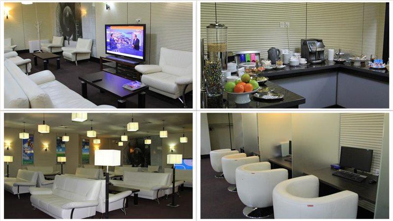 Бизнес-зал Приорити Пасс в аэропорту Сочи в зоне международных рейсов