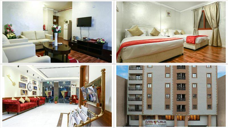 Отель La Villa Suites Hotel
