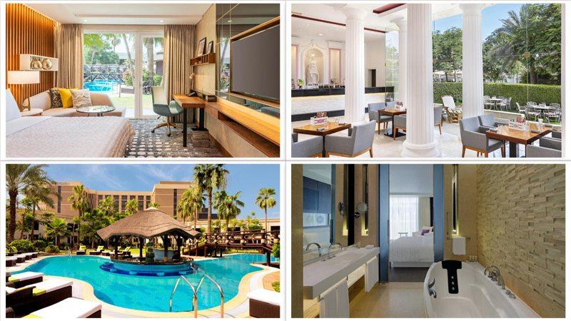 Отель Le Méridien Dubai Hotel & Conference Centre 5*