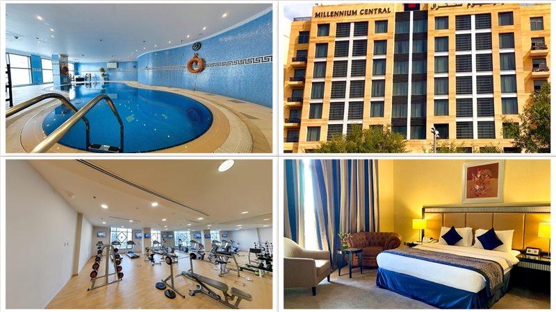 Отель Millennium Central Doha 4*
