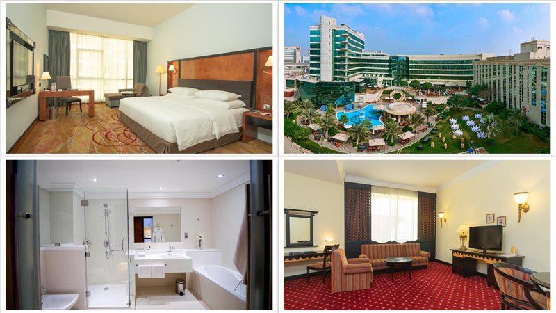 Отель Millennium Airport Hotel Dubai 4*
