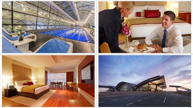 Отель Oryx Airport Hotel -Transit Only 4*