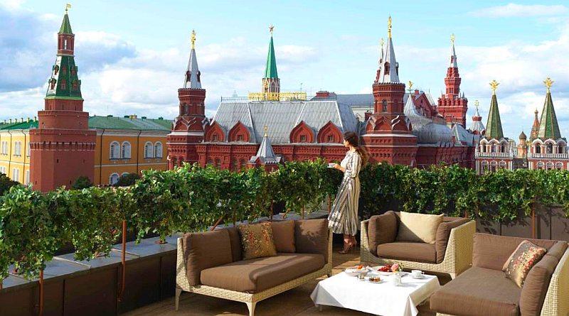 Отели рядом с Красной площадью в Москве