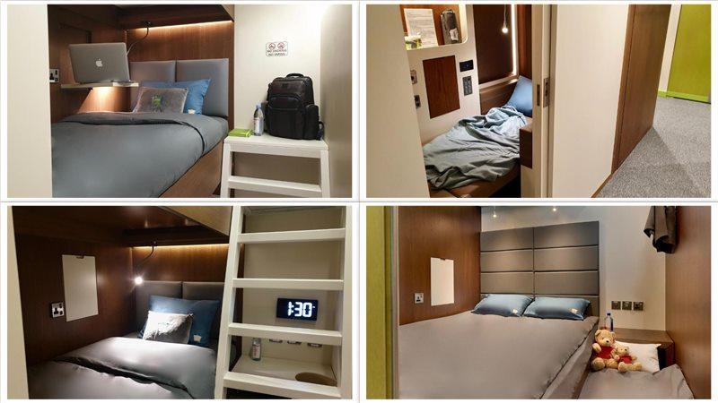 Капсульный отель Sleep 'n fly Sleep Lounge, Dubai Airport, C-Gates (Terminal 3)