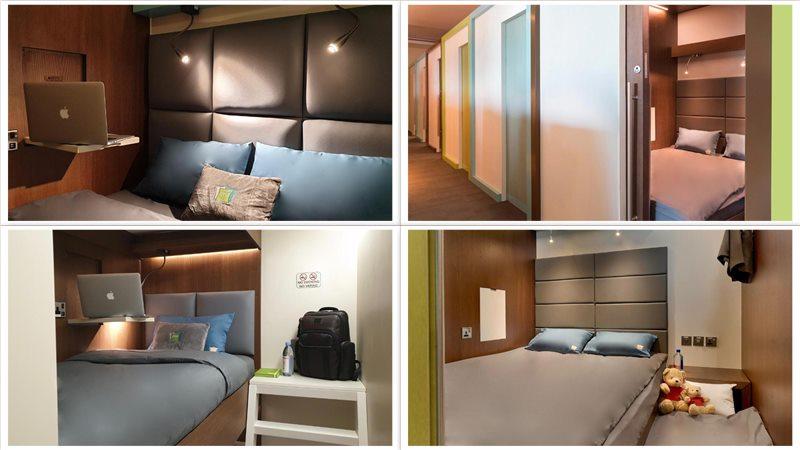 Капсульный отель Sleep 'n fly Sleep Lounge, Doha Hamad International Airport (Transit Area)