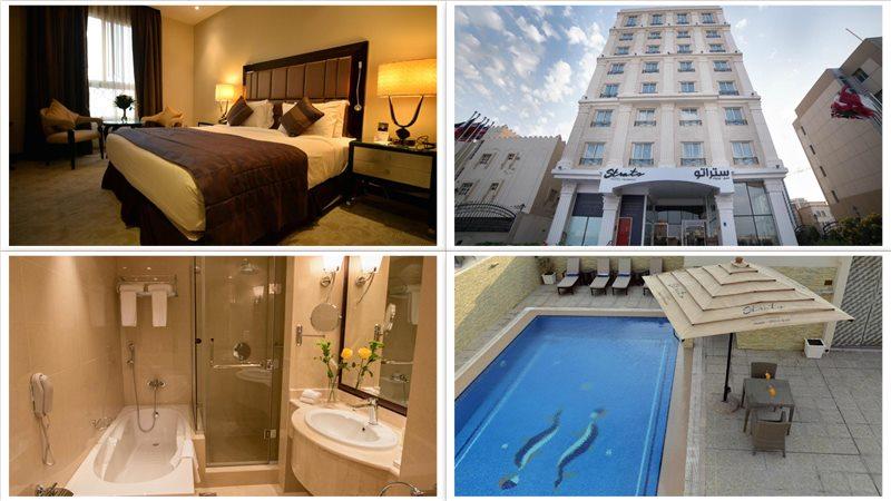 Отель Strato Hotel By Warwick 4*
