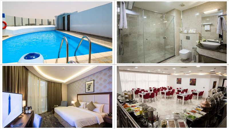 Отель The Town Hotel Doha 3*